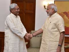 In Meeting With PM On Bihar Floods, Nitish Kumar Says 'Send Experts'