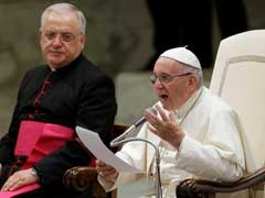 Pope, Saddened By Earthquake, Cancels Speech To Pray For Victims