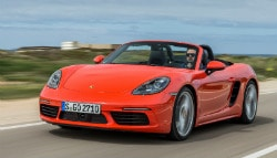 Porsche 718 Cayman and Boxster Launched In India; Prices Start At Rs. 81.63 Lakh