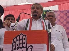 Government Shutting Down Projects In Rae Bareli, Amethi: Congress