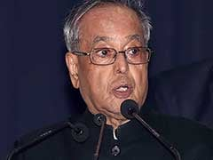 I'm A Gujarati At Heart Says President Pranab Mukherjee