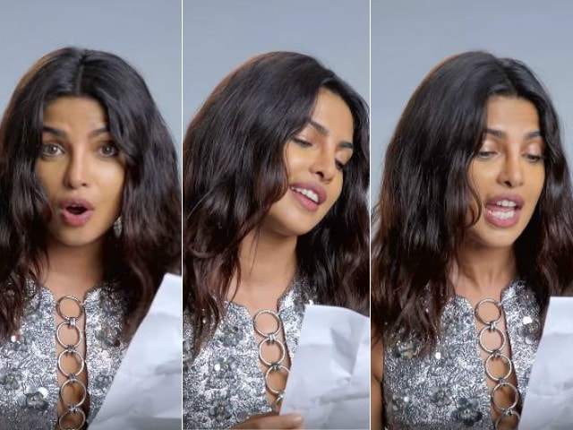 Priyanka Chopra Sings Britney Spears' Toxic. And Owns It