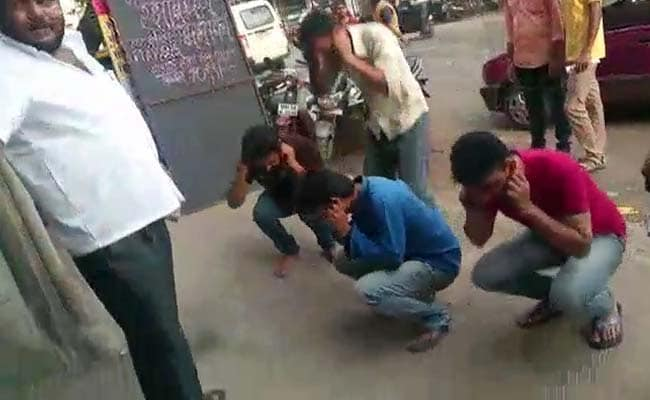 Pune Workers Made To Do Sit-Ups For Not Paying Festival Donation