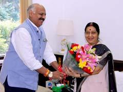 VP Singh Badnore Sworn In As New Punjab Governor