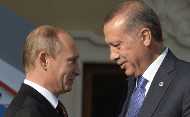 Vladimir Putin and Recep Tayyip Erdogan: Kissed And Made Up?