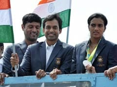 To Top Andhra Offers, Telangana Minister Promises Sindhu A 'Foreign Coach'