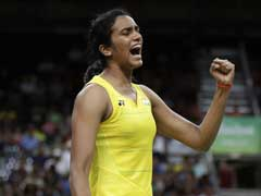 Andhra Pradesh To Reward PV Sindhu With Rs 3 Crore Cash Prize, Government Job