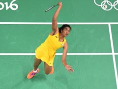 Entire Nation Praying For PV Sindhu's Success, Says Sonia Gandhi