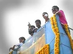 PV Sindhu, Olympic Silver Medallist, Returns Home: Highlights