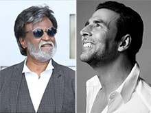 Rajinikanth, Who Rarely Tweets, Wishes Akshay Kumar and Rustom Luck