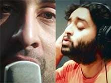 Observed Ranbir's Style To Sing Ae Dil Hai Mushkil Song: Arijit Singh