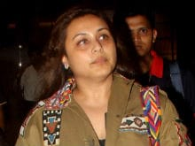 When Cameras Get Too Close: Rani Mukerji Yells at Paparazzi Snapping Daughter