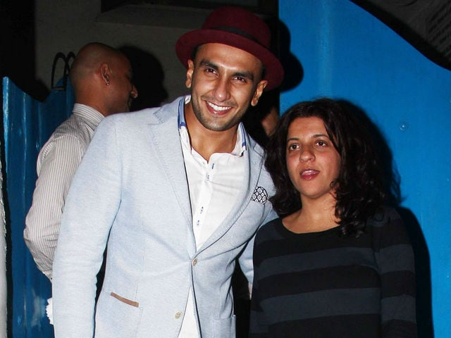 Will Ranveer Singh Play Rapper in Zoya Akhtar's Next?