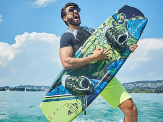 Befikre Ranveer Singh Finally Reveals the Secret Behind His Energy