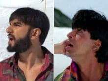 R...R...Ranveer, Shah Rukh Khan Loves Your Darr Performance