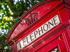 Britain's Iconic Red Phone Booths Find Their Second Calling