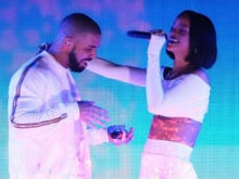 Rihanna Joins Drake Onstage During His Performance