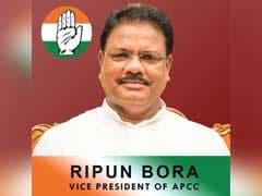 Rajya Sabha Lawmaker Ripun Bora New Assam Congress Chief