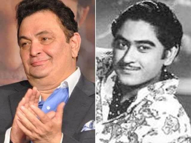 From Rishi Kapoor, a Kishore Kumar Memory on Singer's Birth Anniversary