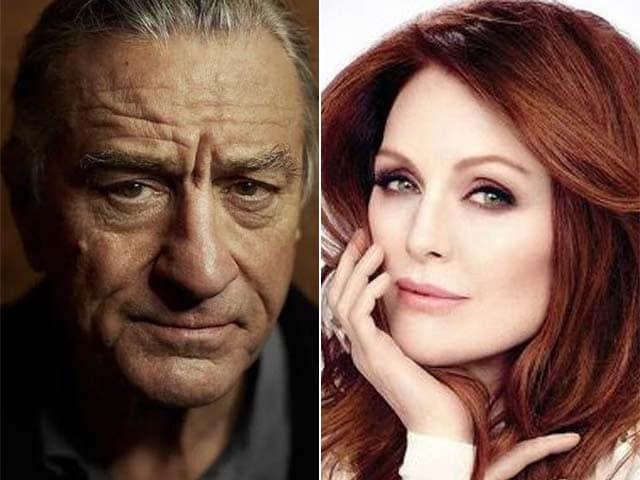 Robert De Niro, Julianne Moore Team Up For TV Series