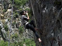 Pakistan Rock Climbers Scale New Heights