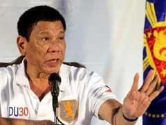 Philippines' Rodrigo Duterte Says 'Not A Fan' Of US, Plots Own Course