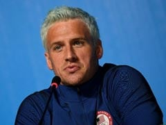 US Olympic Swimmer Ryan Lochte Apologizes Over Rio 'Robbery' Story