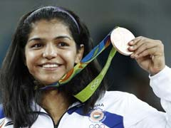Sakshi Malik Brand Ambassador For Girl Child Campaign In Haryana