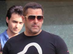 Salman Khan Given 'Benefit Of Doubt', Freed In '98 Arms Act Case