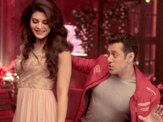 Jacqueline Fernandez Lacked Confidence Before Starring in Salman's Kick