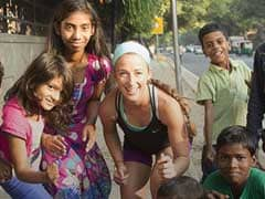 Australian Woman To Run 3,800 km In India, Fund Education Of Underprivileged