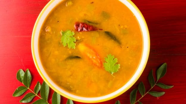 Sambar is Not an Original South Indian Dish?