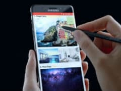 Samsung Launches Note 7 For Rs 59,900; Partners Reliance Jio