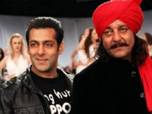 'What Jhagda?' Sanjay Dutt Says There's no Fight With Salman Khan