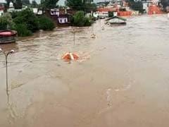 Homeless, Villagers Along Satna's Tamas River Brace For Fresh Floods
