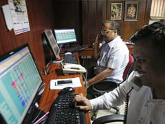 Sensex Rises Over 100 Points, Nifty Regains 8,100