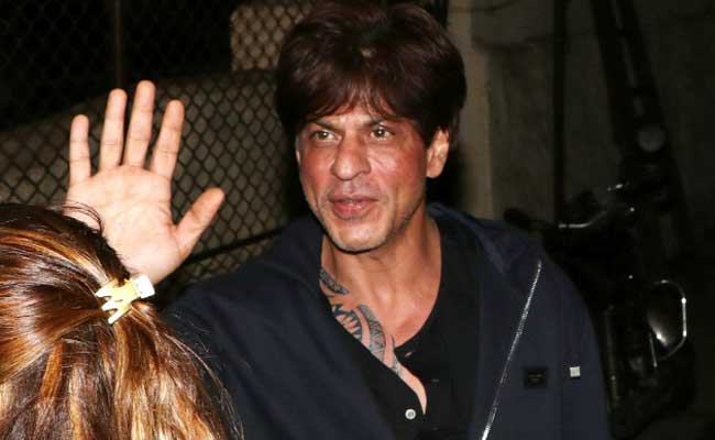 'Every Damn Time,' Tweets Shah Rukh Khan, Detained At US Airport