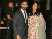 It's a Girl For Shahid Kapoor, Mira Rajput