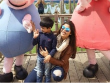 Shilpa Shetty's Son, 4, Not Allowed to Watch TV Except For This Show
