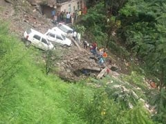 2 Killed In Building Collapse Following Heavy Rains In Shimla