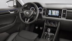 Skoda Kodiaq Interiors Revealed Ahead Of Official Launch This Week