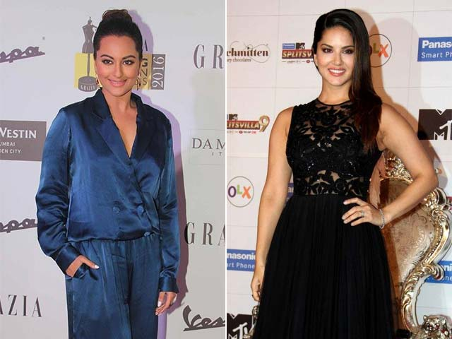 In Sonakshi Sinha's Noor, Sunny Leone Plays a 'Glamorous Actress'