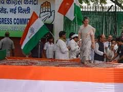 Sonia Gandhi Visits PM Modi's Varanasi To Launch Congress Campaign In UP