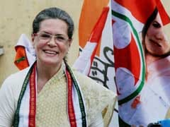 Sonia Gandhi Extends Greetings On Raksha Bandhan