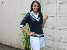 Why Sonakshi Sinha Has to Constantly Calm Her Mom Down