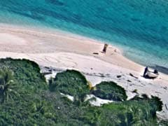US Coast Guard Spots 'SOS' In Sand, Rescues 2 From Uninhabited Micronesia Island
