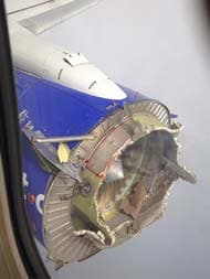 Engine Torn Apart Mid-Air, US Flight Makes Emergency Landing