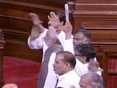 Rajya Sabha Adjourned 4 Times As Samajwadi Party Alleges Discrimination Against UP