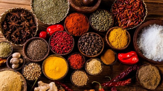 5 Indian Spices the British Took With Them When They Left India in 1947