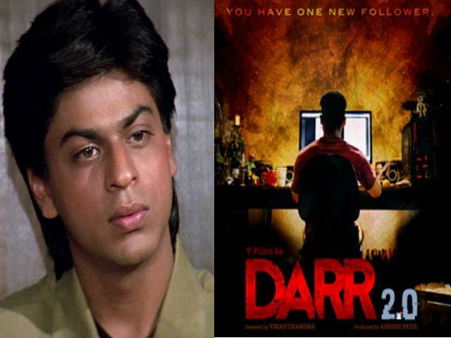 Shah Rukh Khan's Darr Being Updated Into Web-Series on Cyber-Stalking